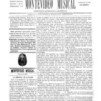 Montevideo Musical nº 3