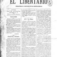 El Libertario nº 1