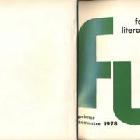 Foro literario nº 3