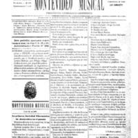 Montevideo Musical nº 4