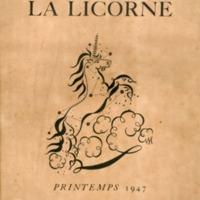 La Licorne nº 1