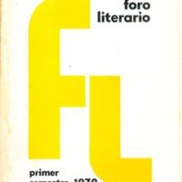 Foro literario nº 5