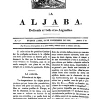 La Aljaba nº 3