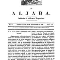 La Aljaba nº 4