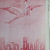 Rojo y Blanco nº 1