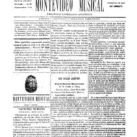 Montevideo Musical nº 5